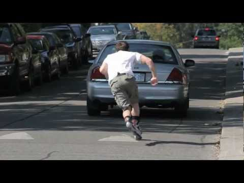Inline Skating Canadian Style - Rollerblading 'City Skater'