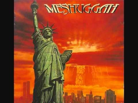 Meshuggah - Bleed (Rudebrat dubstep remix)