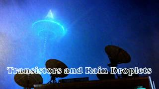 Royalty Free Transistors and Rain Droplets:Transistors and Rain Droplets