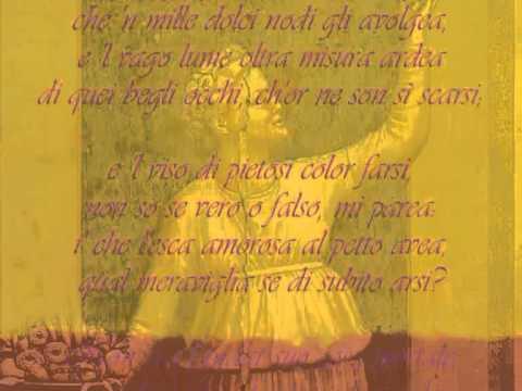 Francesco Petrarca - tre sonetti - Gianni Conversano