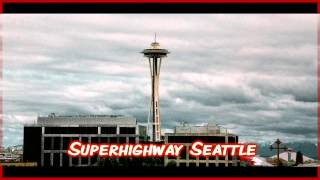 Royalty Free Superhighway Seattle:Superhighway Seattle