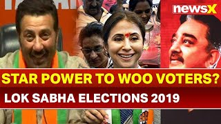 Sheila Dikshit files Nomination from North East Delhi; Vijender Singh, Gautam Gambhir on Rival Teams - NEWSXLIVE