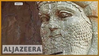 🇮🇶 The struggle to save Iraq archaeological sites after ISIL battles l Al Jazeera English - ALJAZEERAENGLISH