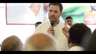 Congress President Rahul Gandhi set to meet eminent academics and intellectuals in the capital - NEWSXLIVE