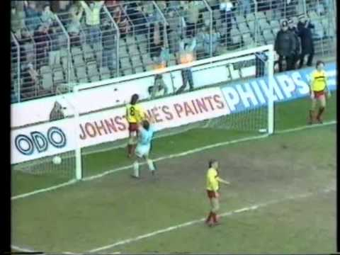 Goal of the Season contenders 1985-86