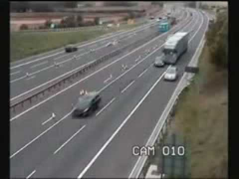 Nehody kamionů aneb jak se dělá