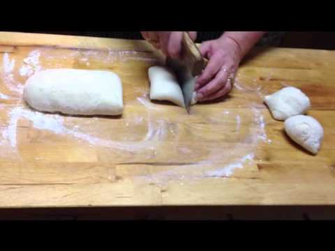 Tracy (in Austin) makes bolillo style rolls