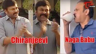 Chiranjeevi and Naga Babu Families Claps for the Saviours of Public | #JantaCurfew | TeluguOne - TELUGUONE