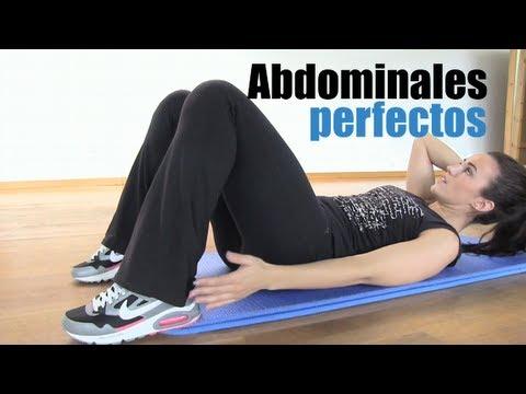 ABDOMINALES PERFECTOS: RUTINA DE ABDOMINALES Y OBLICUOS