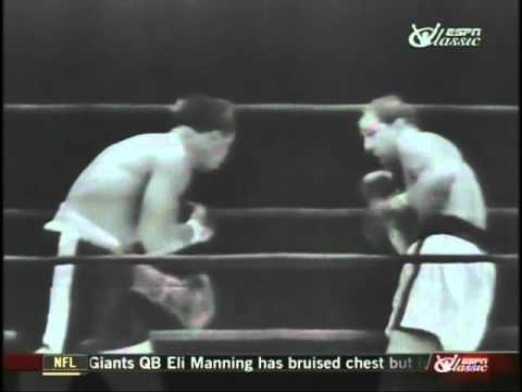 Rocky Marciano vs Archie Moore - Sept. 21, 1955 - Round 3 & 4