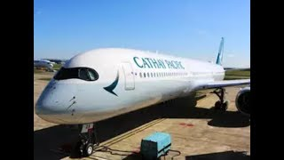 24 September: Cathay Pacific Airways was founded in Hong Kong in 1946 - TIMESOFINDIACHANNEL