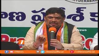 Injustice To Telangana in Central Budget | Ponnam Prabhakar Fires | iNews - INEWS