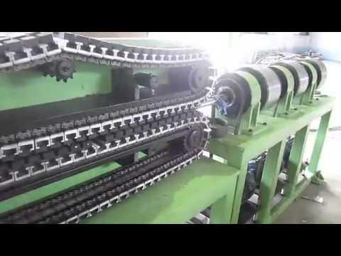 Máquina de corrugar tubos - Chimaq Comércio de Máquinas e Ferramentas Ltda