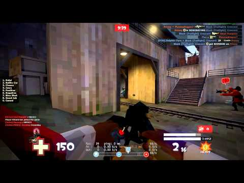 TF2 Montage: Double double donks #1