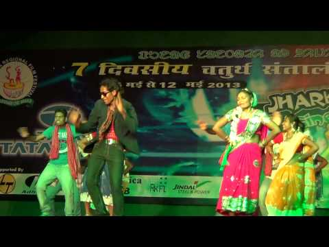 Jharkhand Cine Award 2013 Full Song, Aanchal re Aalom sabinj! From:- Uploding..Mohan, Raja, Sunil.!