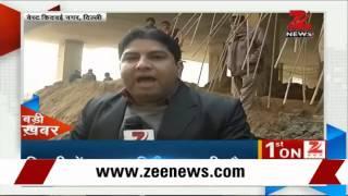 Delhi: One killed, three injured in mishap at NBCC construction site - ZEENEWS