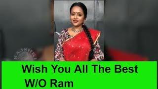 Anchor Suma Kanakala Wishing To The Whole Team Of Wife Of Ram | Manchu Lakshmi | Tollywood Updates - RAJSHRITELUGU