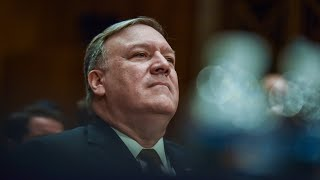 Senate votes on confirmation of Pompeo as Secretary of State - WASHINGTONPOST
