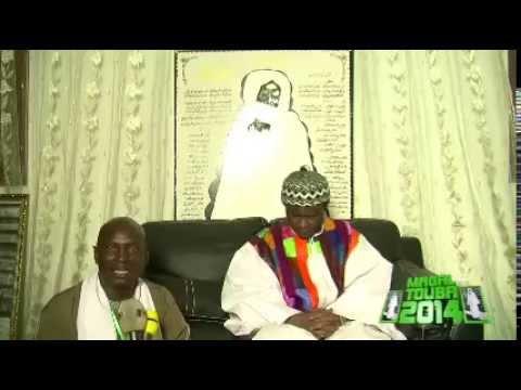 Spécial Magal Touba 2014 avec Serigne Modou Kara Mbacké sur la TFM