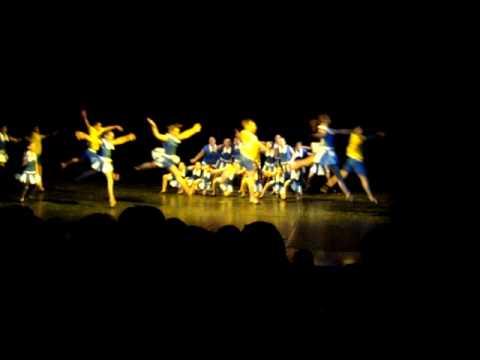 Dança Brasil 2010 - Academia Feeling - Partida de Futebol