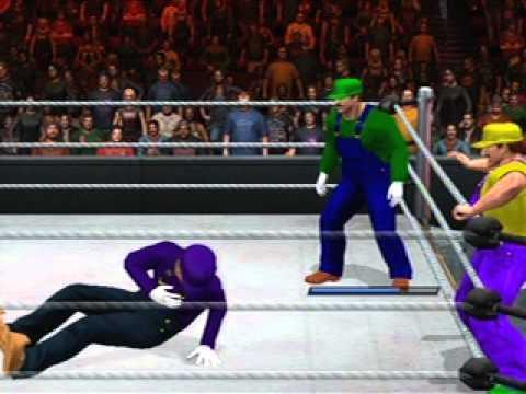 Mario bros  vs Wario bros -rfHC8qkONwU