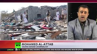 Wedding hit by Saudi-led airstrike in Yemen, up to 50 killed - RUSSIATODAY