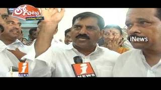 Why TDP MLA Rama Subba Reddy Dilemma On Minister Adinarayana? | Loguttu | iNews - INEWS