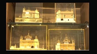 Golden Temple miniatures attract tourists in Amritsar - TIMESOFINDIACHANNEL