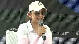 Kapil Dev And Rakul Preet Singh @ Gold Fundraiser Charity Event | TFPC - TFPC