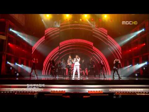 2009 MBC Gayo Daejun - Baek Ji Young & Lee Seung Gi - My Ear's Candy