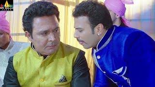 Dawat E Shaadi Movie Salim Pheku and Aziz Naser Comedy | Hyderabadi Movie Scenes | Sri Balaji Video - SRIBALAJIMOVIES