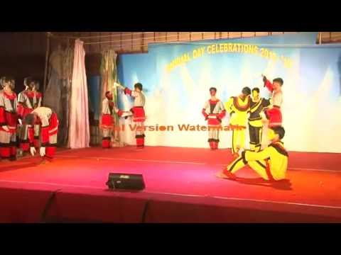 clouded youth- boys mime performance,amrita vidyalayam thrissur