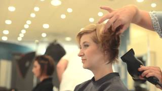 Making of Racine Carrée - Formation Coiffure Cyléa