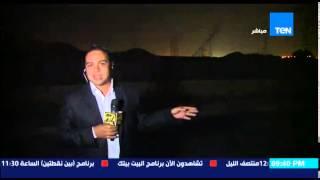 مراسل «البيت بيتك» عن أبراج كهرباء مدينة الإنتاج: اللي بيحرسها العرب