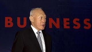 وفاة الأب الروحي لسنغافورة «لي كوان يو»