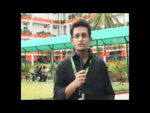 Archit, Garden City College Bangalore 2010