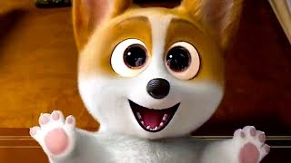 THE QUEEN'S CORGI Trailer (Animation, 2018) - FILMSACTUTRAILERS
