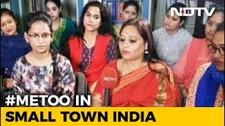 Does #MeToo Go Beyond Urban India? - NDTV