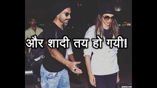 Ranveer Singh will marry Deepika Padukone on November 20 - ABPNEWSTV