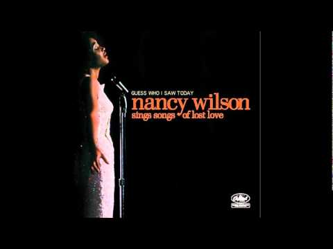 Nancy Wilson How insensitive insensatez 