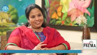 నన్ను ఆడియన్స్ లవ్ చెయ్యాలంటే.... - Sandhya Raju | DialogueWithPrema | CelebrationOfLife - IDREAMMOVIES