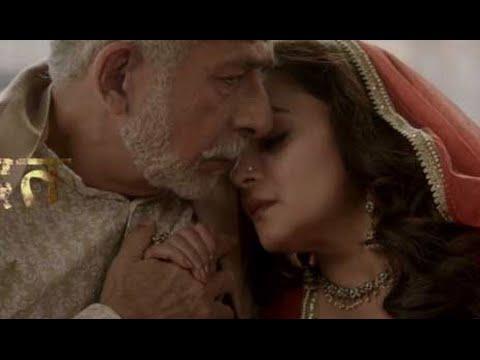 Dedh Ishqiya | Madhuri Dixit and Naseeruddin Shah Hot Scene in the movie Dedh Ishqiya-bollywood News