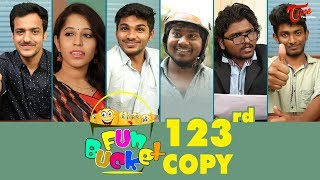 Fun Bucket | 123rd Episode | Funny Videos | Telugu Comedy Web Series | By Sai Teja | TeluguOne - TELUGUONE