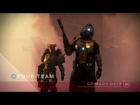 Destiny 2- Just The Two Of Us Montage