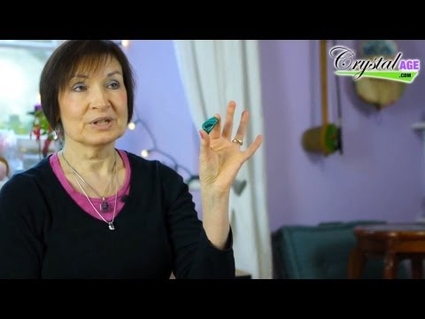 History Of Crystal Healing
