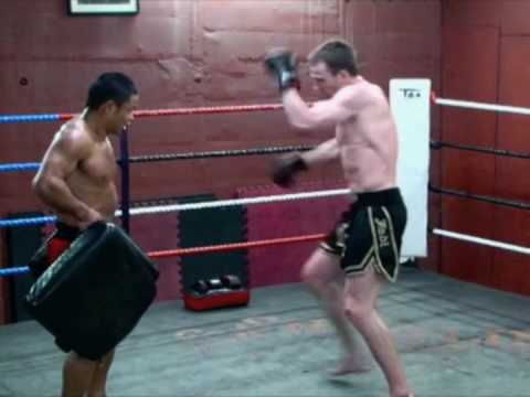 Shaolin Tigers Fight Training