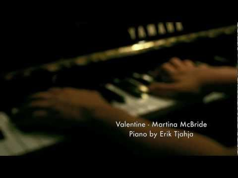 Valentine - Jim Brickman & Martina McBride (Piano cover by Erik Tjahja)
