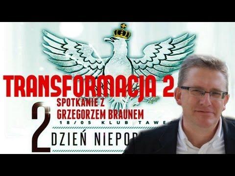 Układ Jaruzelski, Geremek - Grzegorz Braun