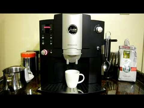Jura Capresso E8 Problem Solution Inconsistent Flow