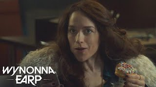 WYNONNA EARP | The Cast . . . As Doughnuts | SYFY - SYFY